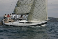 Westerly GK35 Sailing Boat